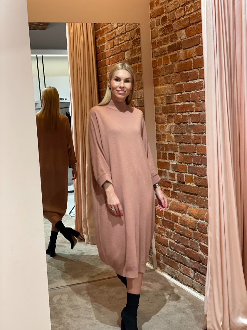 Oversize suknelė
